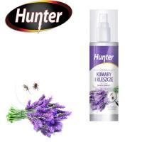 Натуральный спрей от комаров и клещей Hunter 50 мл.