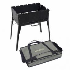 Раскладной мангал-чемодан Mousson Prometeo Q 6 VB