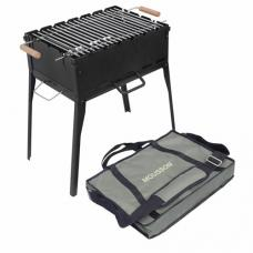 Раскладной мангал-чемодан Mousson Prometeo Q 6 VBR