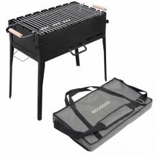 Раскладной мангал-чемодан Mousson Prometeo Q 8 VBR