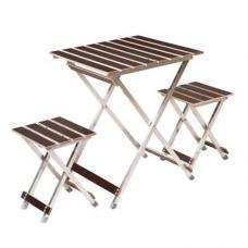 """Комплект складной мебели Vitan """"ALUWOOD малый"""" 6230"""