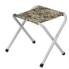 """Алюминиевый складной стул Vitan """"Рыбацкий"""" 2110051 труба: 22 мм. (песочный камуфляж)"""