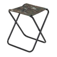 """Складной стул Vitan """"Рыбак Эконом"""" 2110041 труба: 16 мм. (камуфляж бирюза)"""