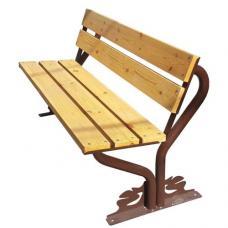 Скамейка садовая Rud RBN
