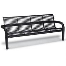 Металлическая садовая скамейка Rud 700049