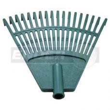 Грабли пластиковые 18 зубцов, без ручки Ender 198061