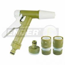 Набор распылительный для садового шланга 3/4 дюйма Ender 1726102А