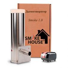 Дымогенератор для холодного копчения Smoke House 1.0