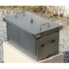 Коптильня 2-ярусная 520х300х280 Smoke House 5328