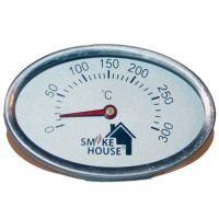 Термометр для коптильни, мангала, гриля, барбекю Smoke House BBQ
