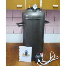 Автоклав для консервирования электрический Троян РБ-21-Эл