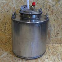 Автоклав для домашнего консервирования 5х1 л. Voshod Днепр-16 нерж.