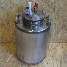 Автоклав для домашнего консервирования 10х1 л. Voshod Днепр-24 нерж.