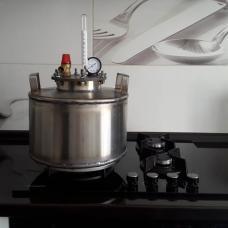 Автоклав для домашнего консервирования 5х1 л. Voshod Днепр-8 нерж.
