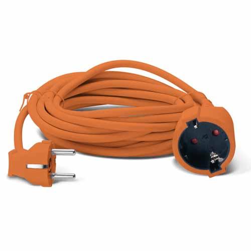 Удлинитель Sven Elongator 3G 20m 1 Sockets Orange