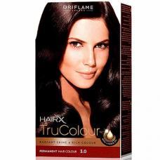 """Краска для волос Oriflame """"Цвет-Эксперт"""" 25416 темно-коричневый"""