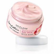 "Дневной крем для лица ""Шиповник"" Oriflame Love Nature Wild Rose 30160"
