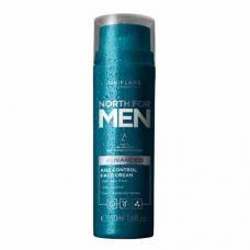 Антивозрастной мужской крем для лица Oriflame North for Men 32014