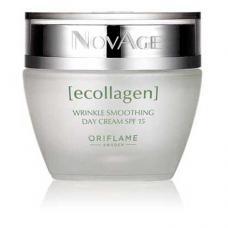 Дневной крем против морщин SPF 15 Oriflame NovAge Ecollagen 31544