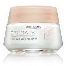 """Дневной крем, выравнивающий тон кожи, с SPF 20 """"Защита и осветление"""" Oriflame OPTIMALS Even Out 25206"""