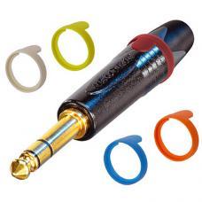 Цветное маркировочное кольцо для кабельных разъёмов Neutrik PXR