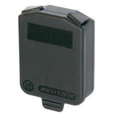 Защитная коробка с крышкой для панельных разъёмов D-типа Neutrik SCDX