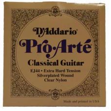 Нейлоновые струны для классической гитары D'Addario EJ44