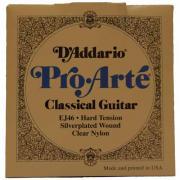 Нейлоновые струны для классической гитары D'Addario EJ46