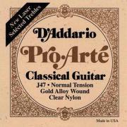 Нейлоновые струны для классической гитары D'Addario J47