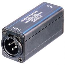 Одноканальный AES-EBU трансформатор Neutrik NADITBNC-M