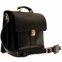 Кожаный портфель ручной работы Manufatto РП-1