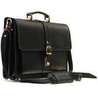 Кожаный портфель ручной работы Manufatto РП-10