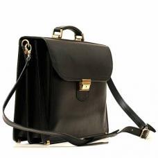 Кожаный портфель ручной работы Manufatto РВМ-1