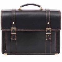 Кожаный портфель ручной работы Manufatto РВМ-3