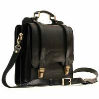 Кожаный портфель ручной работы Manufatto СПС-3