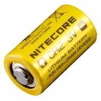 Батарейка литиевая Li-Ion 3V 850mAh Nitecore CR2