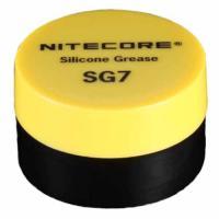 Силиконовая смазка для фонарей и лазеров Nitecore SG7