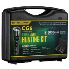 Набор для ночной охоты Nitecore CG6 Set