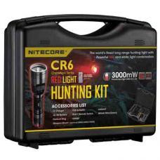 Набор для ночной охоты Nitecore CR6 Set