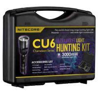 Набор для ночной охоты Nitecore CU6 Set