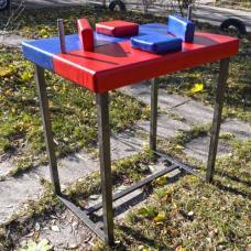 Стол для армрестлинга Троян Арм-2-КС