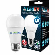 Светодиодная лампа LedEX 10W E27 Premium