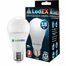 Светодиодная лампа LedEX 15W E27 Premium