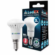 Светодиодная лампа с рефлектором LedEX 3W R39 E14 Premium