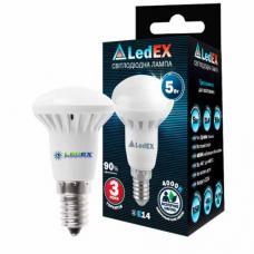 Светодиодная лампа с рефлектором LedEX 5W R50 E14 Premium
