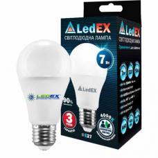 Светодиодная лампа LedEX 7W E27 Premium