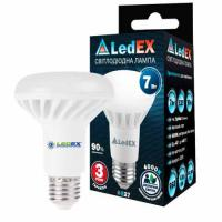 Светодиодная лампа с рефлектором LedEX 7W R63 E27 Premium