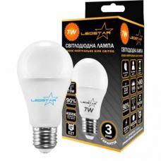 Светодиодная лампа LEDSTAR 7W E27 Standard