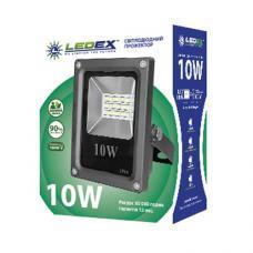 Светодиодный прожектор LedEX 102324 10W SMD Standard