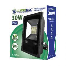 Светодиодный прожектор LedEX 102326 30W SMD Standard